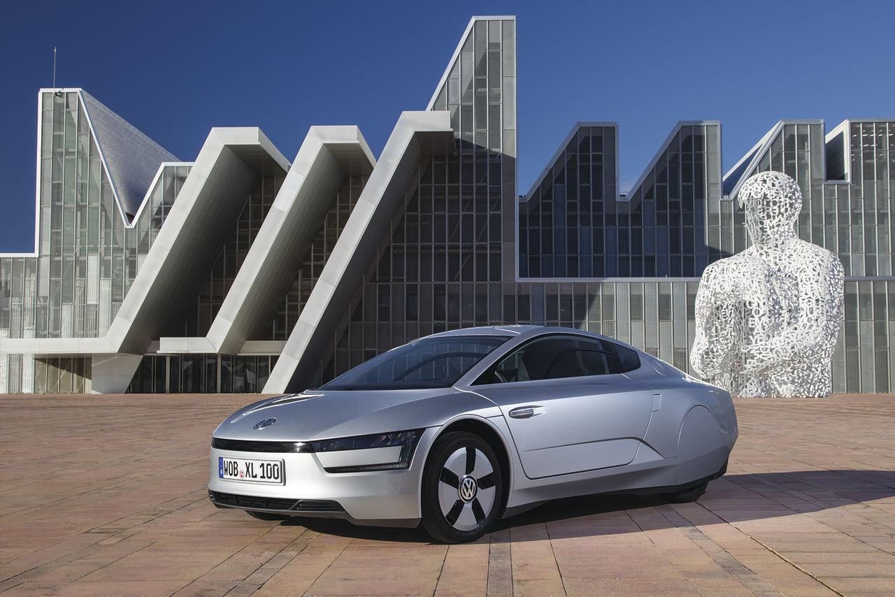 Foto de Volkswagen XL1 2013 (1/49)