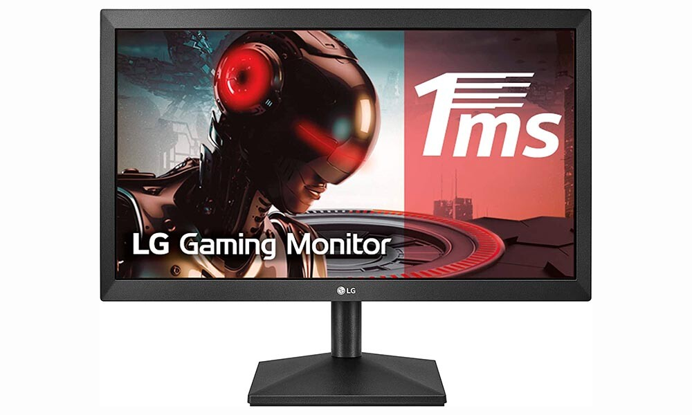 Uno de los monitores más vendidos en Amazon, el LG 20MK400H-B, te permite incluso jugar por sólo 78 euros