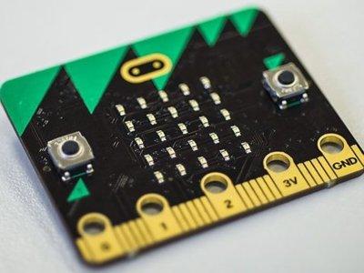 Todos los niños de 11 años en Reino Unido van a recibir gratis un microordenador BBC micro:bit