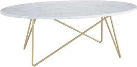 mesa ovalada centro