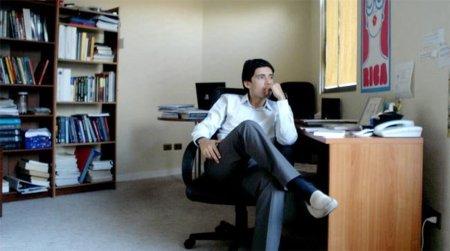 Algunos trucos para ejercitarnos en la silla de la oficina