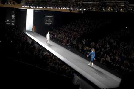 Calendario de la Mercedes-Benz Fashion Week Madrid Primavera-Verano 2013