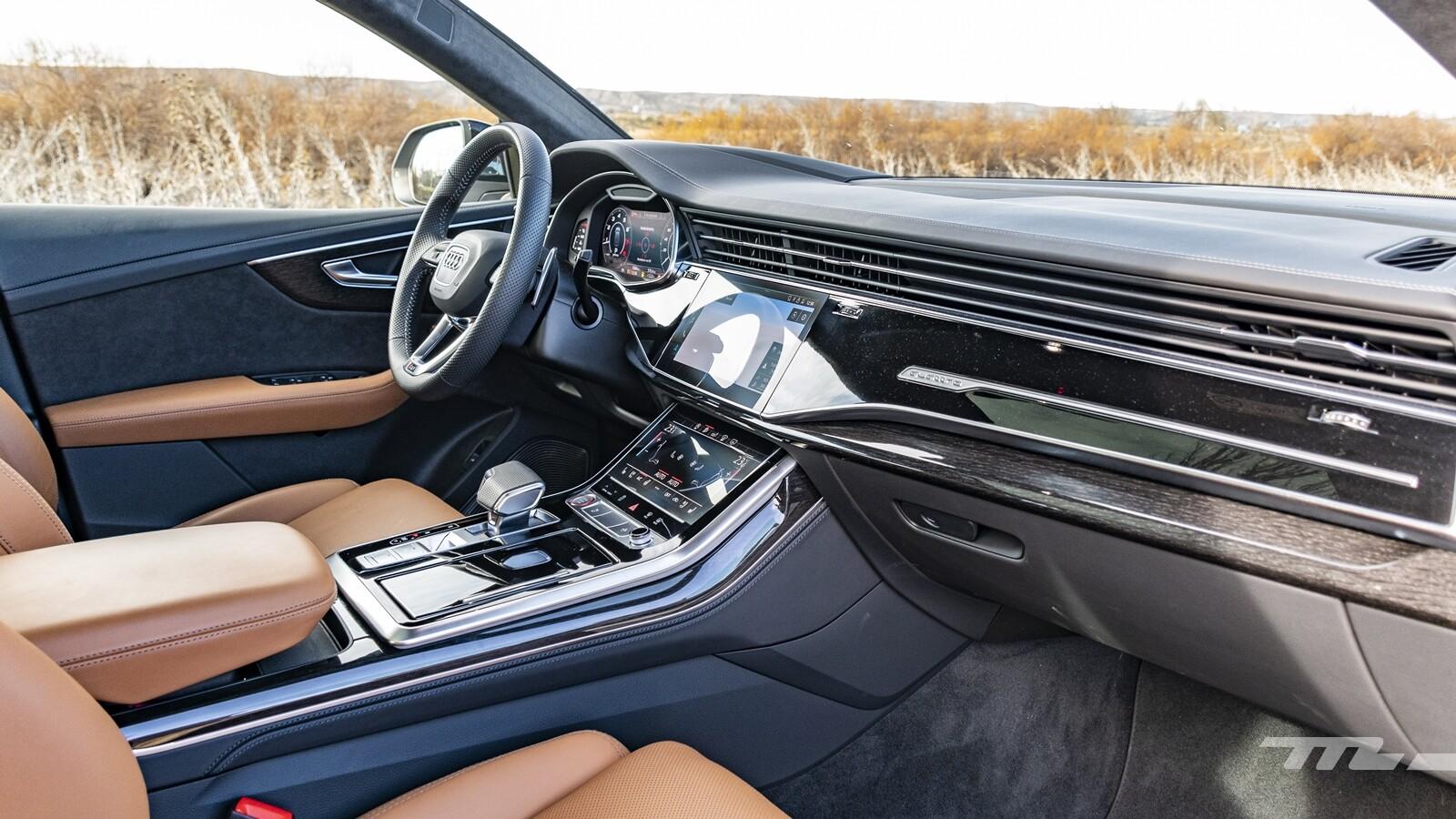 Foto de Audi RS Q8 2020, prueba (21/40)