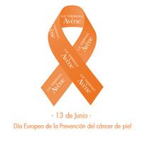 Avène, el lazo naranja y el Día Europeo del Cáncer de Piel