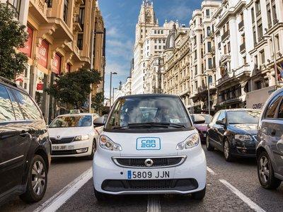 Daimler se hace con el trozo de pastel que le faltaba de car2go para impulsar el car sharing