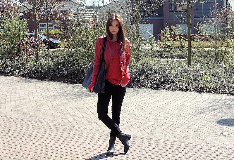 Tendencias Primavera 2011: el dominio del rojo en la ropa