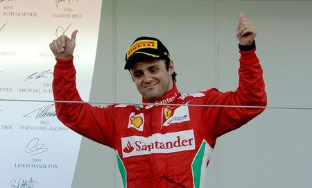 Ferrari confirma a Felipe Massa para la temporada 2013