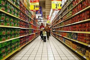 A la caza de los productos alimentarios chinos