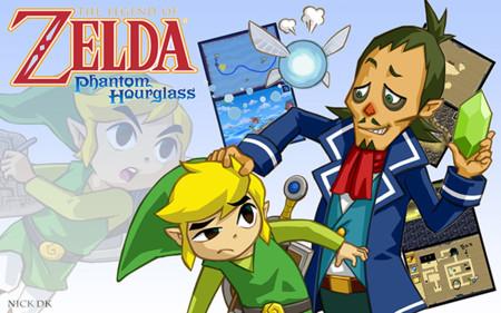 ¿Todavía dudas en adquirirlo? Aquí van veinte minutos de Zelda: Phantom Hourglass en Wii U