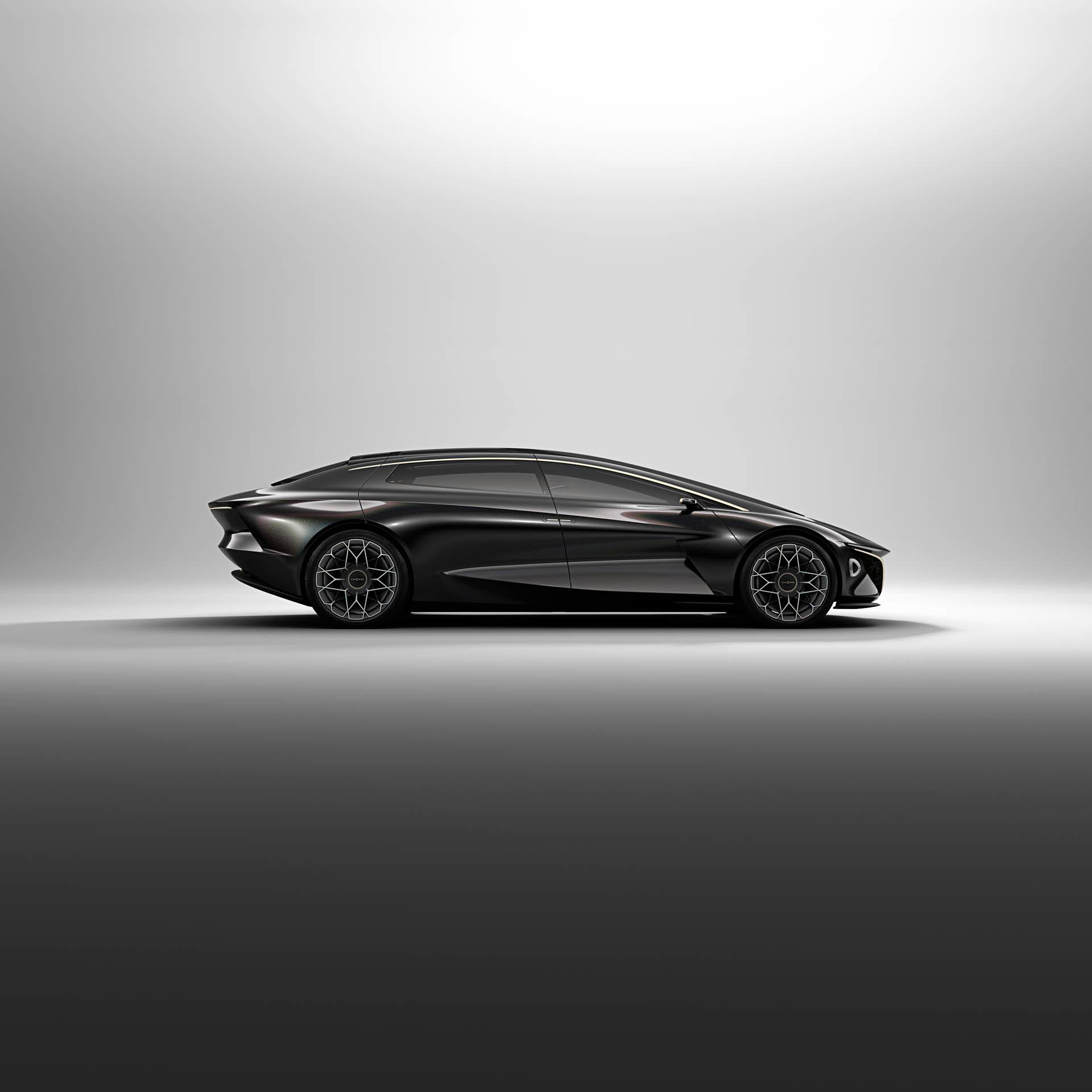 Foto de Aston Martin Lagonda Vision Concept (3/22)
