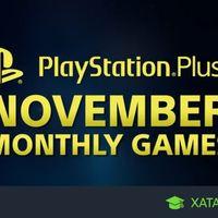 Juegos gratis de noviembre 2017 en PlayStation Plus: PS4, PS Vita y PS3