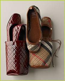 Zapatillas Burberry para chicas