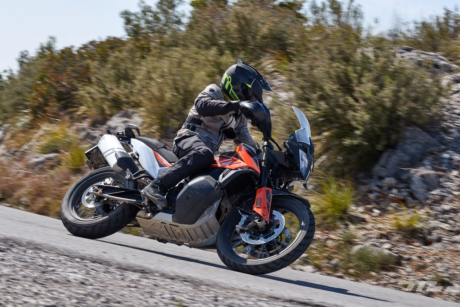 Foto de KTM 790 Adventure 2019, prueba (41/128)