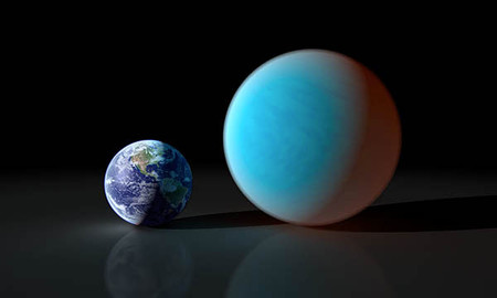 Supertierra Tierra