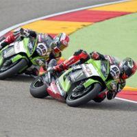 Superbikes Holanda 2015: Tom Sykes se lleva la pole con las Kawasaki volando en Assen