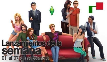 Lanzamientos de la semana en México del 01 al 07 de septiembre