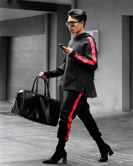 Menswear Tracksuit Street Style Spring Summer 2018 04