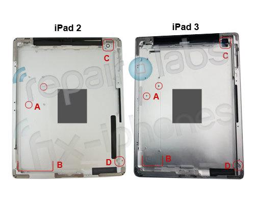Foto de Partes del iPad 3 (1/4)
