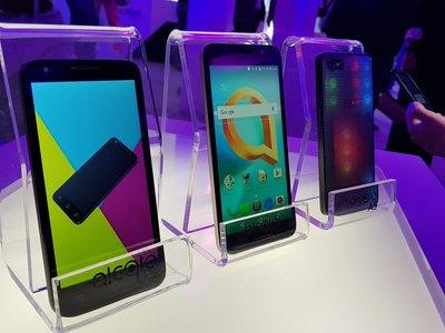 Alcatel trae a México tres nuevos smartphones para cerrar el 2017: Alcatel U5, A3 Plus y A5 LED