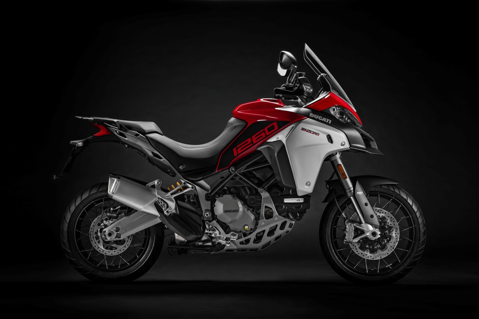 Foto de Ducati Multistrada 1260 Enduro 2019 (18/68)