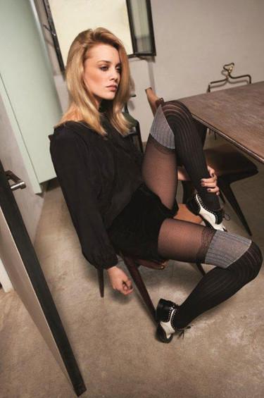 Medias Goldenpoint Otoño-Invierno 2012/2013: las piernas también tienen que lucir estilosas