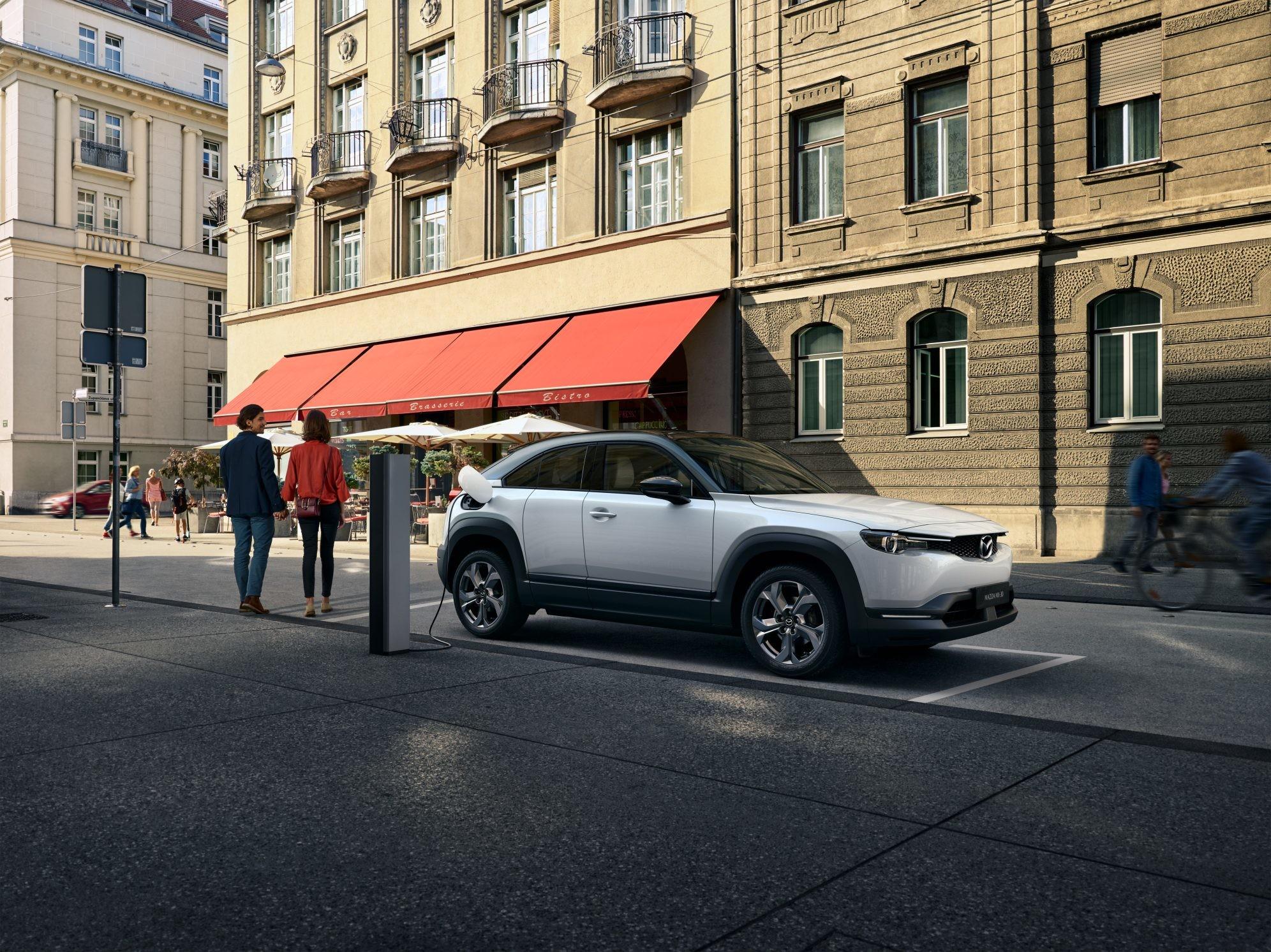 Foto de Mazda MX 30 (4/11)