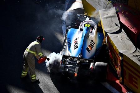 Kubica Baku Formula 1 2019