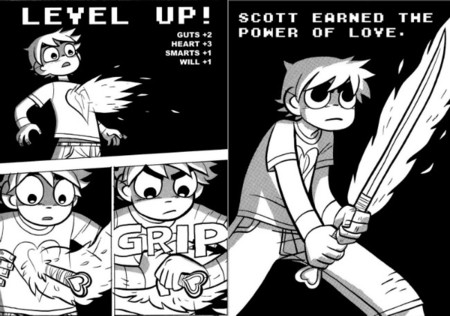 Scott Pilgrim Comic 2