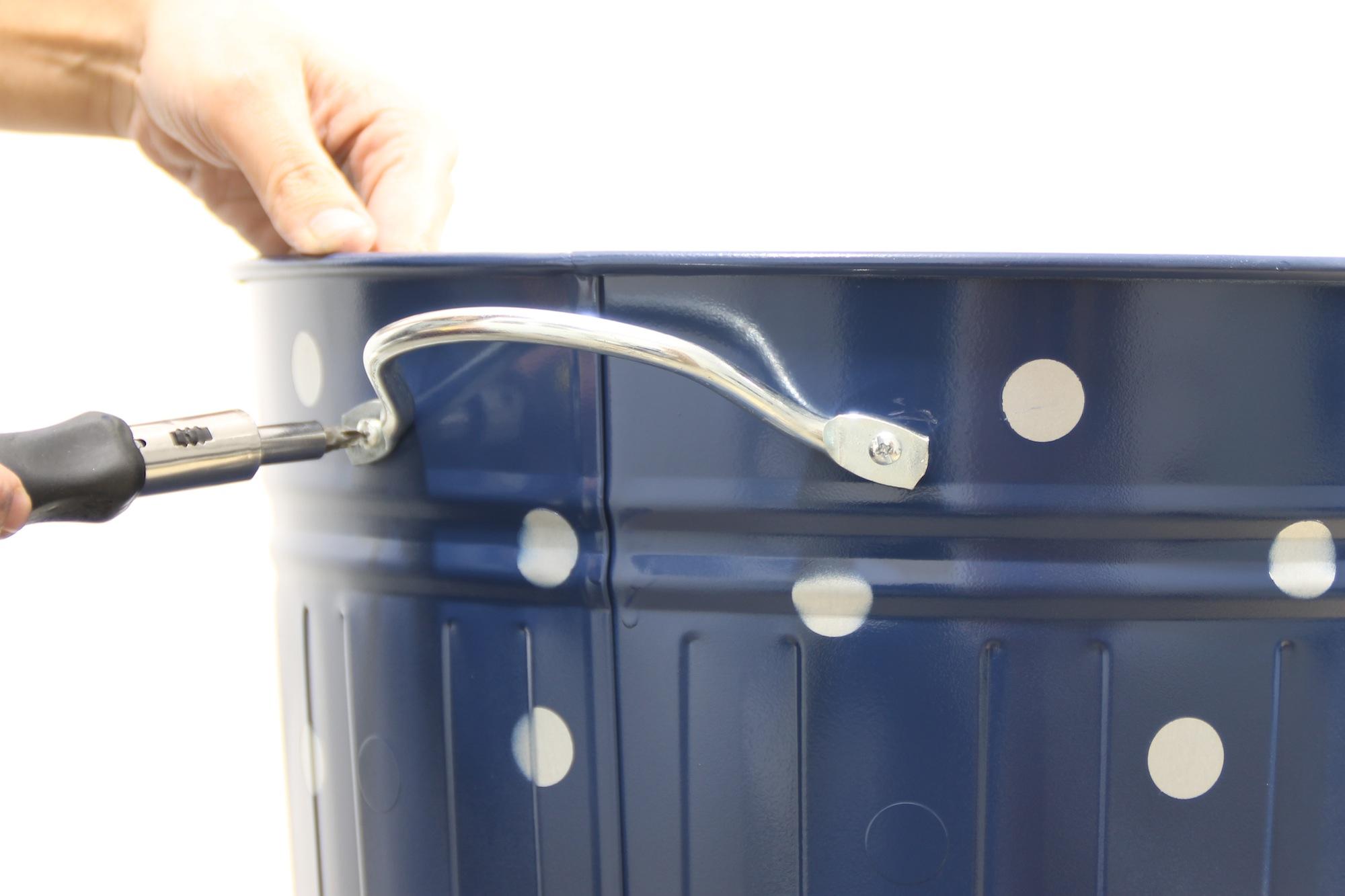 Hazlo t mismo una cesta para la ropa sucia personalizada - Hazlo tu mismo ...