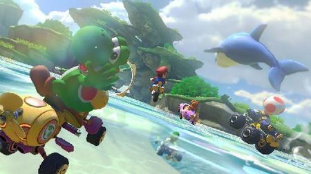 Mario Kart 8 alcanza 1.7 millones de copias vendidas en EUA