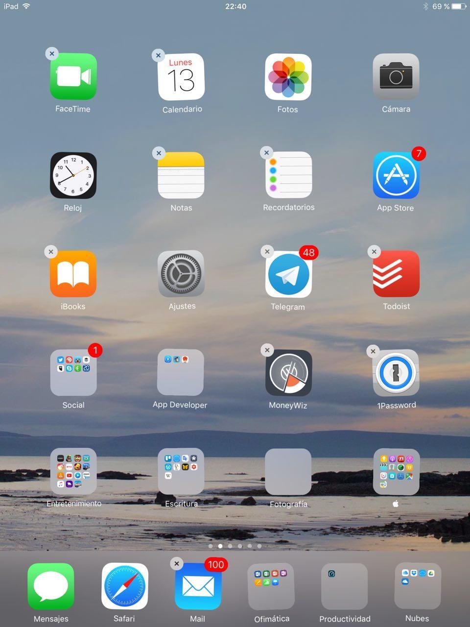 Foto de iOS 10 en iPad (19/26)