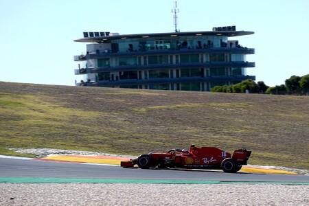Leclerc Portugal F1 2020