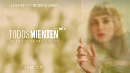 'Todos mienten': Movistar+ desvela el tráiler y fecha de estreno del thriller protagonizado por Irene Arcos y Natalia Verbeke