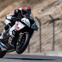 En Lausitzring hubo test privado de Superbike, y el Althea nos enseña a Jordi Torres dando gas
