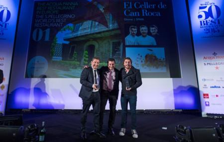 El Celler de Can Roca regresa como mejor restaurante del mundo