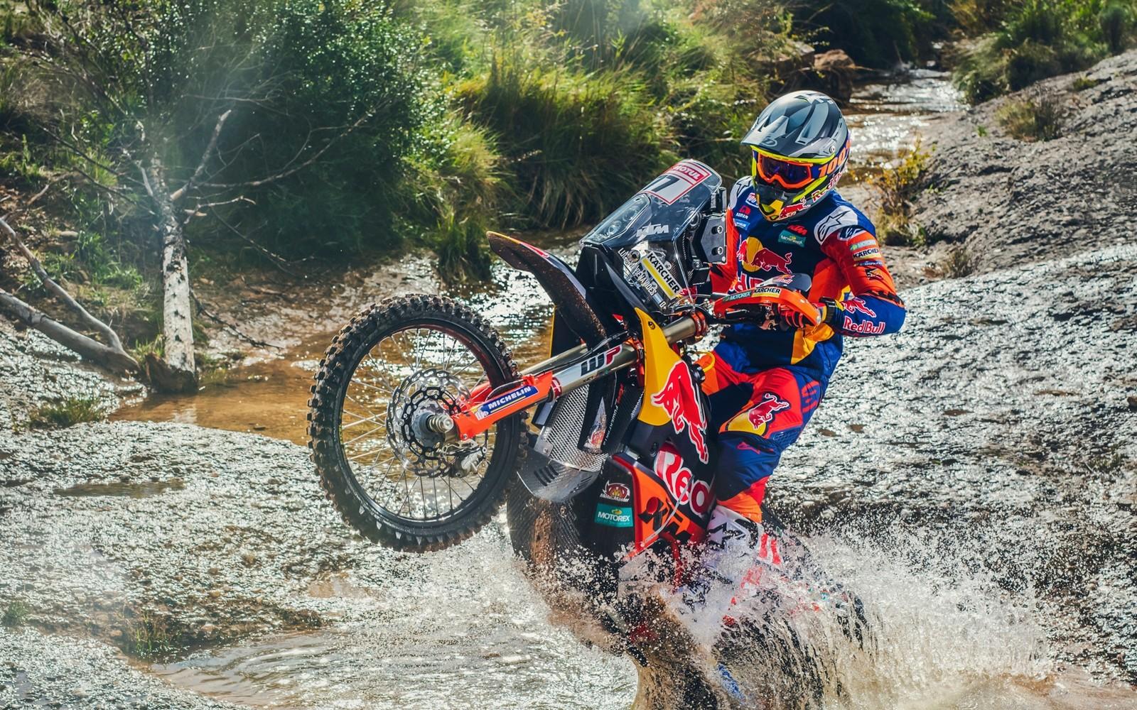 Foto de KTM 450 Rally Dakar 2019 (8/116)