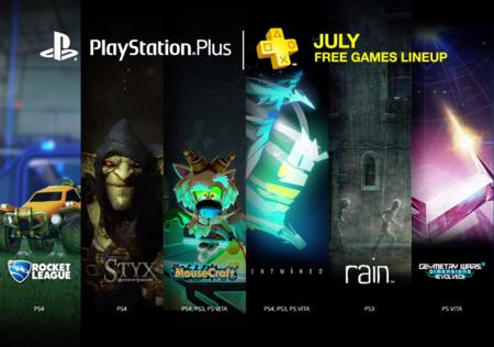 Rocket League y Styx: Master of Shadows entre los títulos gratuitos de PS Plus en julio