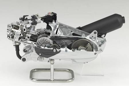 Nuevo motor Honda eSP de alta tecnología y bajo nivel de emisiones