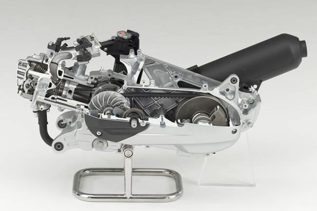 Motor Honda eSP