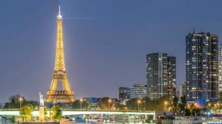 Publicar fotos nocturnas de la Torre Eiffel puede suponer una violación de su copyright
