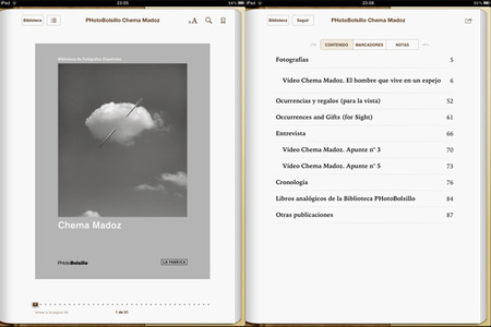 PhotoBolsillo de Chema Madoz: un ebook recomendable