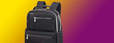 Chollazo en la mochila Samsonite Openroad Chic para ordenadores portátiles: 93,63 euros, su precio mínimo histórico