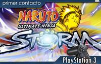 'Naruto: Ultimate Ninja Storm': primer contacto