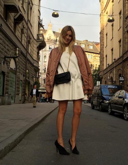 ¿Una prenda de abrigo para estar a la moda? Bomber (y punto)