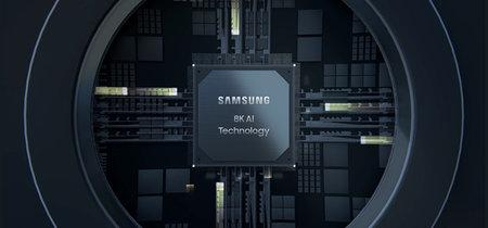 Samsung hará uso de inteligencia artificial en algunos de sus televisores para reescalar cualquier video a 8K
