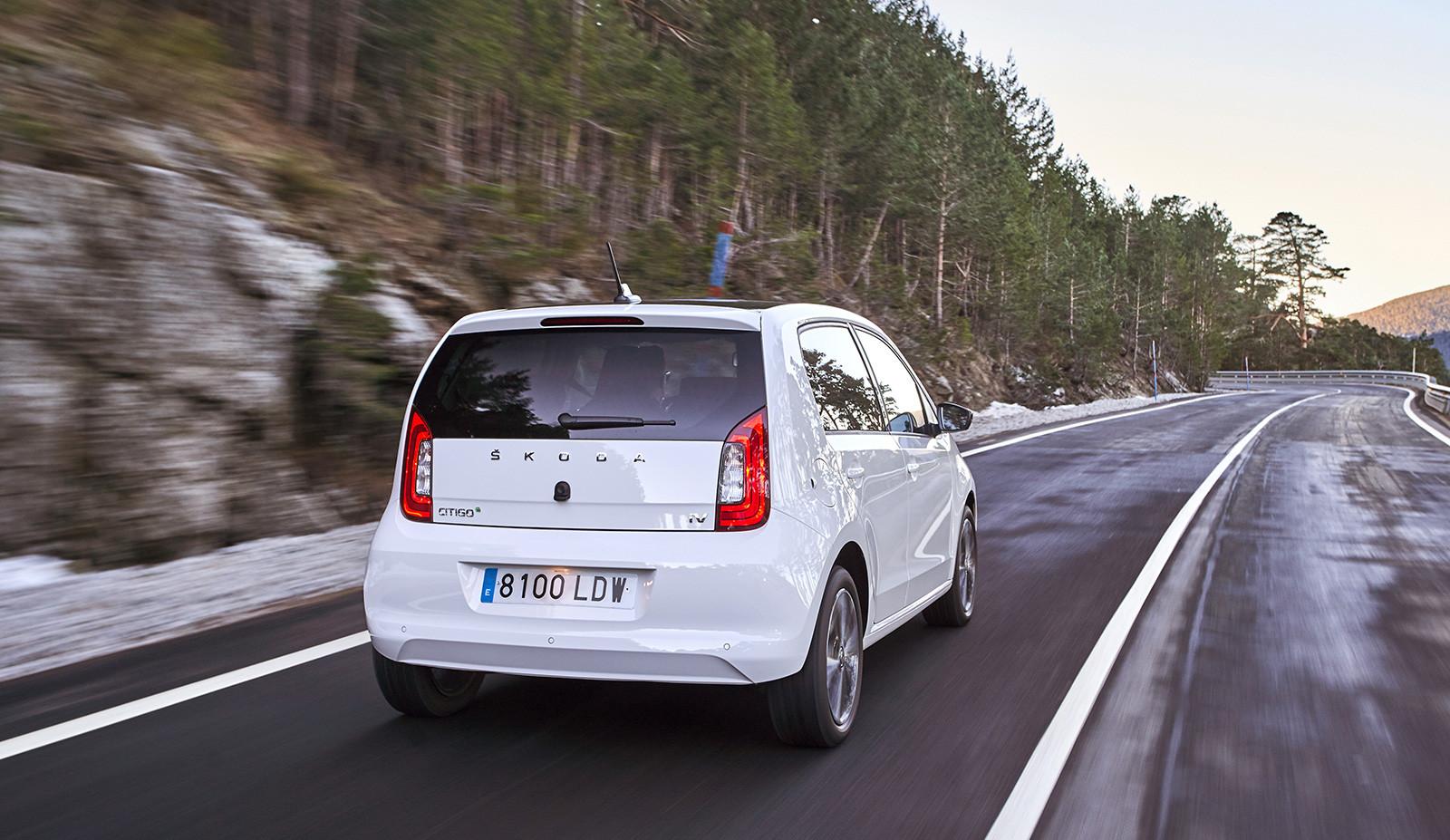 Foto de Škoda CITIGOe iV, a prueba (6/23)