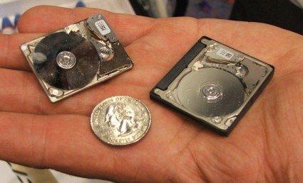 Hitachi presenta un disco duro de PC con 500 GB