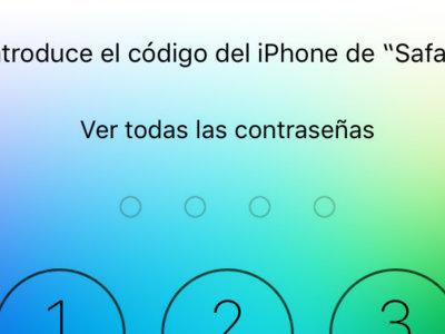 Safari hace más sencillo localizar la contraseña que necesitas en iOS 9