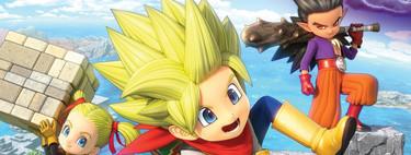 Análisis de Dragon Quest Builders 2: uno de los juegos más grandes y adictivos del año