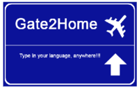 Teclado virtual para cualquier idioma: Gate2Home
